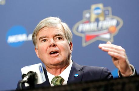 מארק אמרט, נשיא NCAA , צילום: איי פי