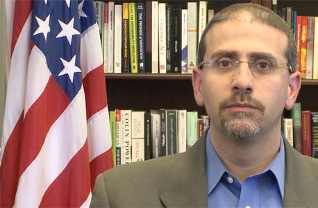 """דן שפירו, צילום: שגרירות ארה""""ב"""