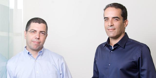 קובי סמבורסקי ואריק קלינשטיין, צילום: אוראל כהן