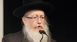 שר הבריאות יעקב ליצמן (ארכיון), צילום נמרוד גליקמן