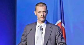 """נשיא אופ""""א אלךכסנדר צ'פרין, צילום: איי פי"""