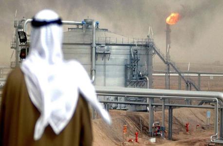 קידוח נפט בערב הסעודית