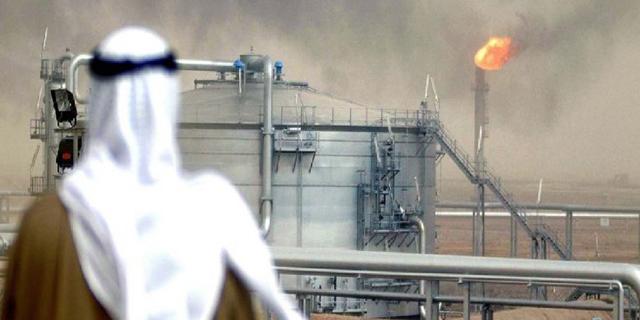 קידוח נפט בערב הסעודית, צילום: רויטרס