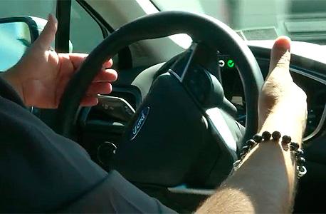 """אובר משיקה מונית אוטונומית ראשונה ב פיטסבורג ארה""""ב, צילום: רויטרס"""
