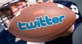 NFL ב טוויטר, צילום: טוויטר