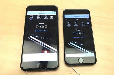 בנפט אייפון 7 פלוס: כמו האייפון 6S אבל טוב יותר AO-29
