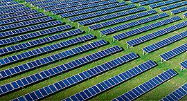שדה סולארי, צילום: אתר החברה