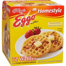 ריקול בקלוג: Eggo waffles