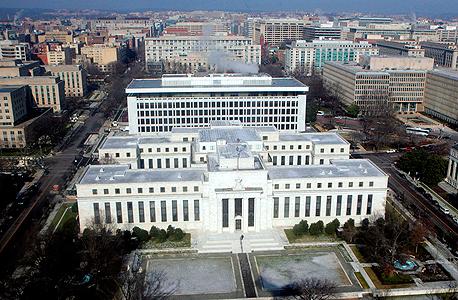 משכן הפדרל ריזרב בוושינגטון הבירה, צילום: איי פי