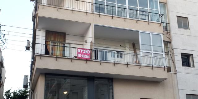 """דירת 5 חדרים בשדרות מנחם בגין בראשל""""צ נמכרה ב-2.62 מיליון שקל"""