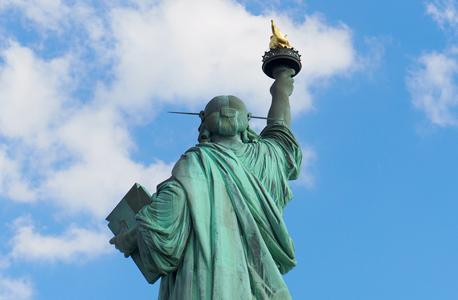 פסל החירות, ניו יורק, צילום: שאטרסטוק