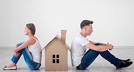 גירושים גירושין פרידה, צילום: שאטרסטוק