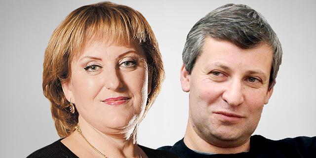 הפרקליטות: כתבי אישום בכפוף לשימוע נגד סטס מיסז'ניקוב ופאינה קירשנבאום על עבירות שחיתות
