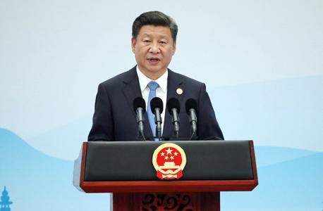 נשיא סין שי ג'ינפינג. תמיכה לאומית בוואווי בגלל מלחמת הסחר
