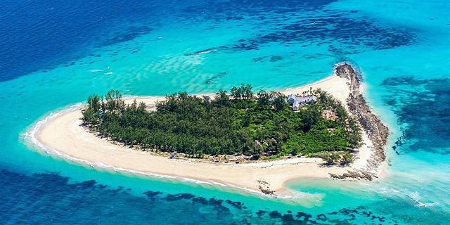 החורף יחכה: 7 איים פרטיים המוצעים להשכרה