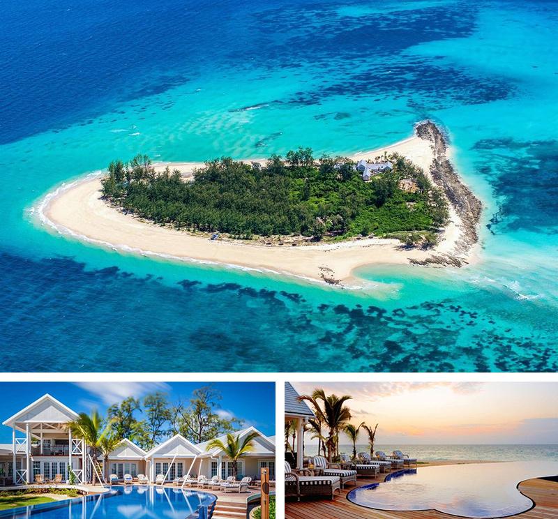 האי טאנדה מול חופי טנזניה, צילום: thandaisland