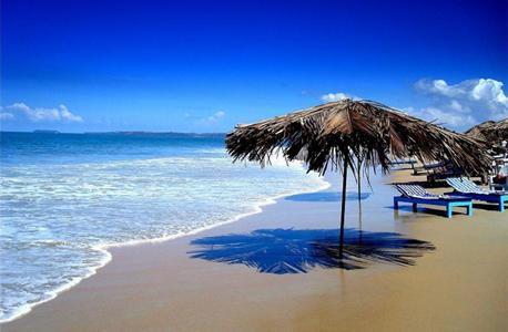 חוף בגואה