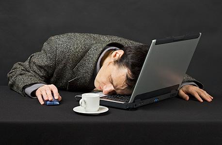 שני הגורמים הבולטים ביותר המובילים לקראשי: לחץ ומחסור בשינה
