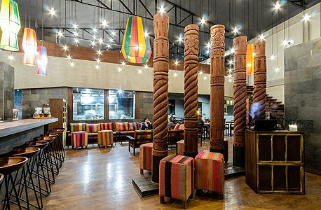 מסעדת Gustu בלה פאס