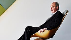 פרופ' ויטולד ריבצ'ינסקי, צילום: Adrian Gaut