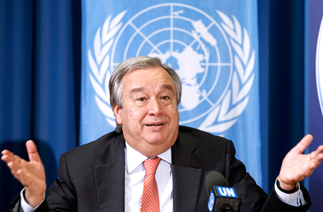 UN Secretary-General Antonio Guterres. Photo: IPA