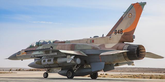 מטוס F16 ישראלי, צילום: שי פינקלמן