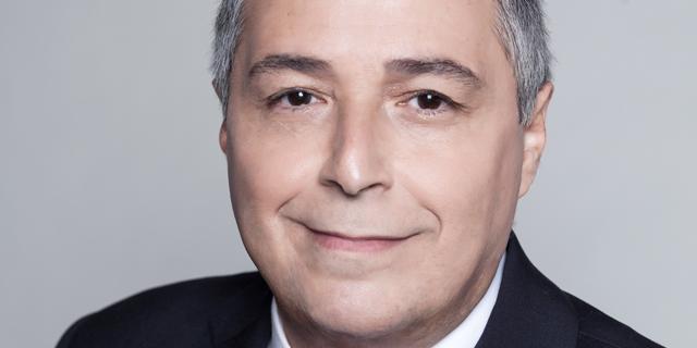 Bank Hapoalim CEO Erik Pinto
