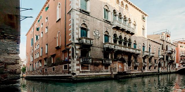 דירה בארמון בוונציה מוצעת למכירה פומבית החל מ-5 מיליון דולר