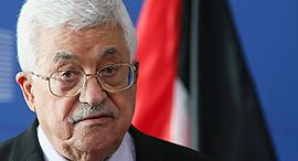 """יו""""ר הרשות הפלסטינית מחמוד עבאס אבו מאזן, צילום: אי פי איי"""