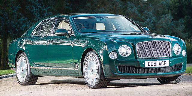 למכירה: מכונית יד שנייה מנסיכה בריטית