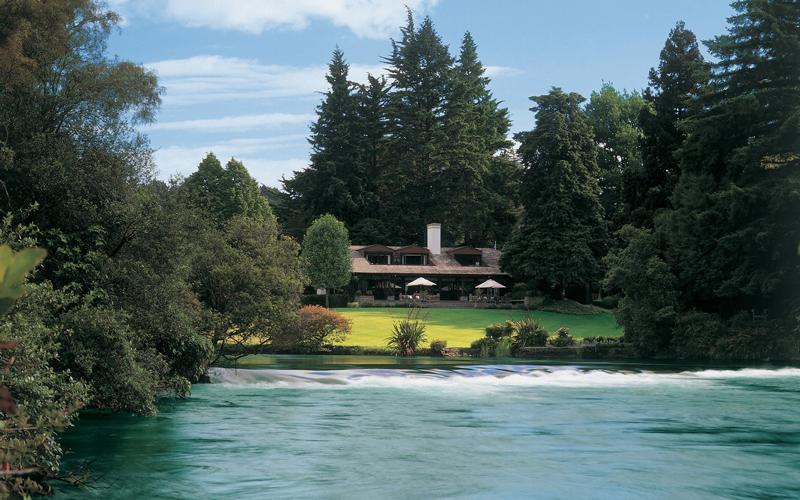 , צילום: Huka Lodge