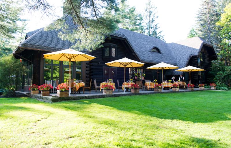 , צילום: The Lodge at Glendorn
