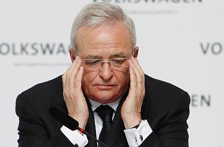 """מנכ""""ל פולקסווגן לשעבר מרטין ווינטרקורן. ממשלת גרמניה ניצלה את משבר הדיזלגייט, צילום: בלומברג"""