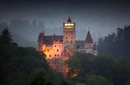 ארמון דרקולה טרנסילבניה רומניה AIRBNB, צילום: airbnb