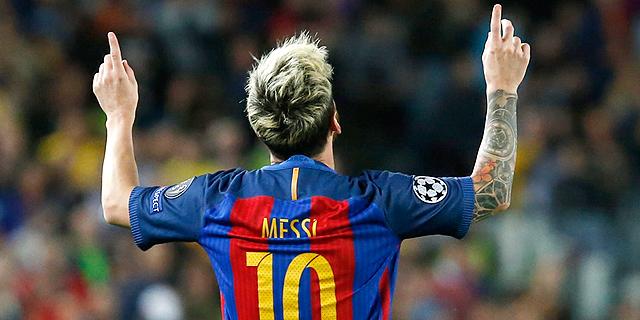 הרווחים של ברצלונה בעונת 2010/11: 48 מיליון יורו