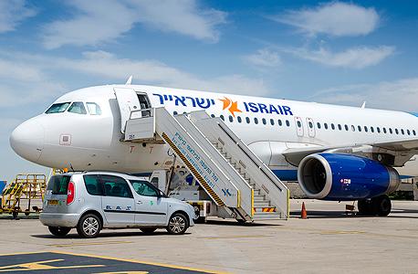 מטוס של ישראייר, צילום: bigstock