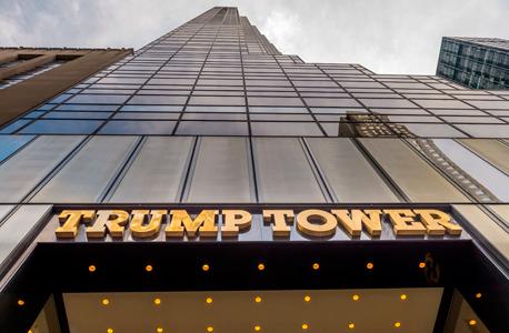 פנטהאוז דונלד טראמפ טאואר ניו יורק, צילום: גטי אימג'ס