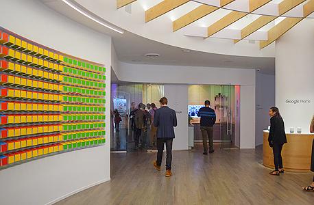 גוגל חנות פופ-אפ ניו יורק 3, צילום: Malarie Gokey/Digital Trends