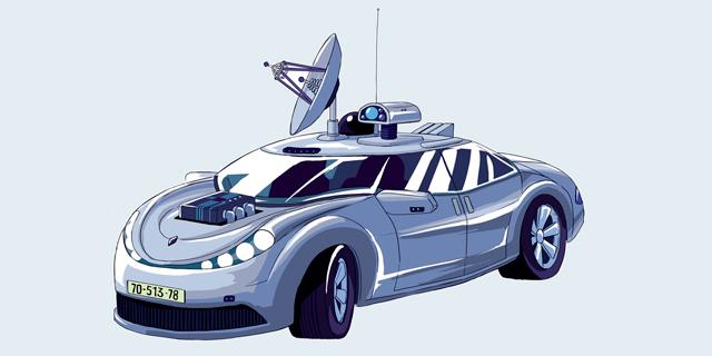 הרכב האוטונומי אולי יתעכב, אבל לעצור אותו כבר אי אפשר