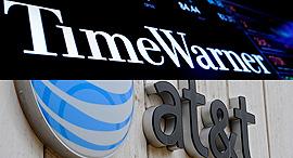 טיים וורנר AT&T מיזוג