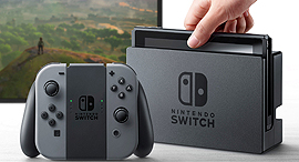 קונסולת משחקים נינטנדו סוויץ' Nintendo switch