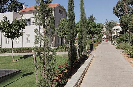 מתחם שרונה תל אביב, צילום: עמית שעל