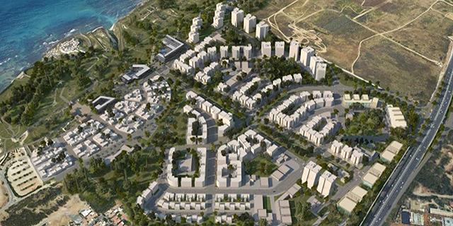 למרות ההתנגדויות: אושרו להפקדה 1,000 דירות בסמוך לאפולוניה
