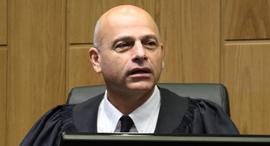 איתן אורנשטיין שופט בית המשפט המחוזי בתל אביב, צילום: שאול גולן