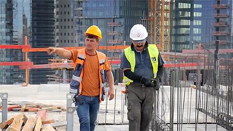 פועלים זרים, צילום: טל אזולאי