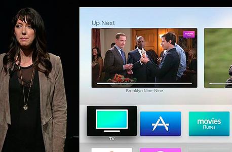 שירות חדש, שם ישן: אפל TV