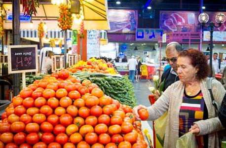 מחירי הפירות והירקות הטריים זינקו ב-2018 בשיעור חד של 18% ו-15% בהתאמה