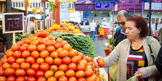 מדד המחירים לצרכן עלה באפריל ב-0.3%; הדירות ממשיכות להתייקר