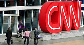 מטה רשת טלוויזיה  CNN אטלנטה, צילום: איי פי
