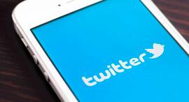 טוויטר סמארטפון, צילום: שאטרסטוק